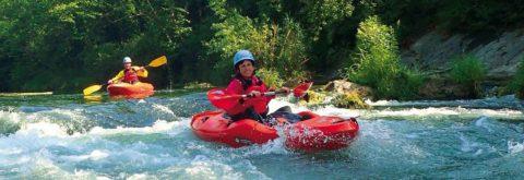Fun Kayak <br> Gardasee