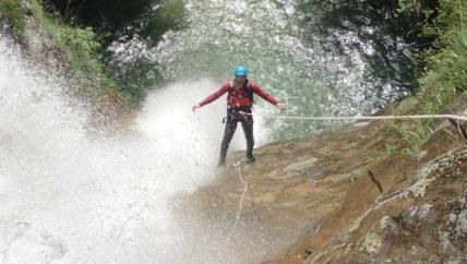 Dove fare canyoning al Lago di Garda