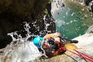 canyoning dolomiti