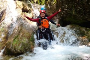 canyoning famiglia